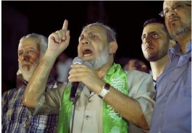 Líder do Hamas quer sírios e libaneses na guerra contra Israel