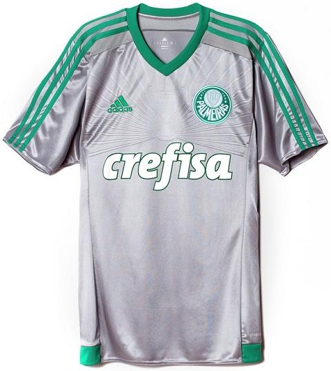 76ed9a7a25 Adidas lança terceira camisa do Palmeiras - Show de Camisas
