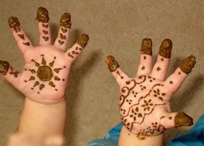 Mehndi Designs For Hands Simple : Henna hands pictures images pics designs for simple