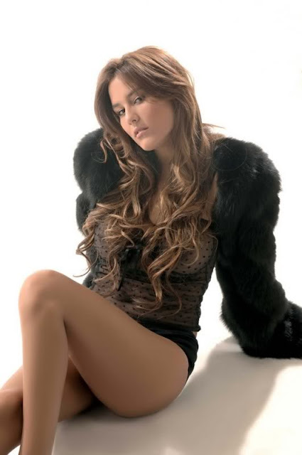 Argentina Model Luli Fernandez