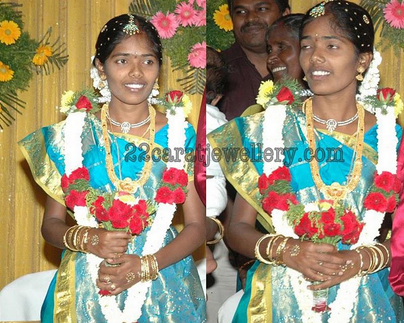 Laxmi Tamil Wedding Jewellery Jewellery Designs