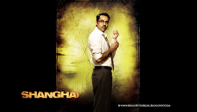 Shanghai HQ Wallpapers | Featuring Abhay Deol and Emraan Hashmi