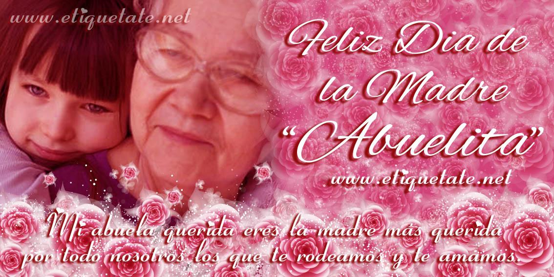 Para mi abuelita que está en el cielo - Poemas de Amor