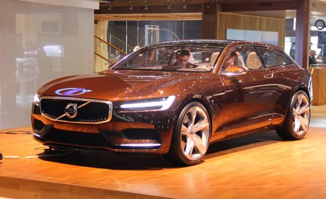 Volvo Concept Estate, noticias de coches