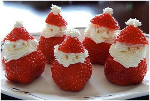 Ideas para aperitivos de Navidad Idéias para aperitivos de Natal Christmas Appetizer