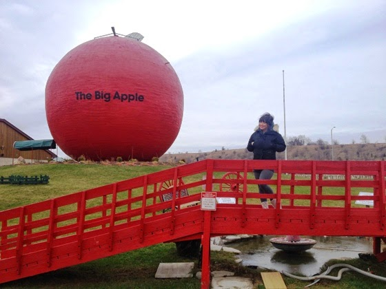 The Big Apple Ontario