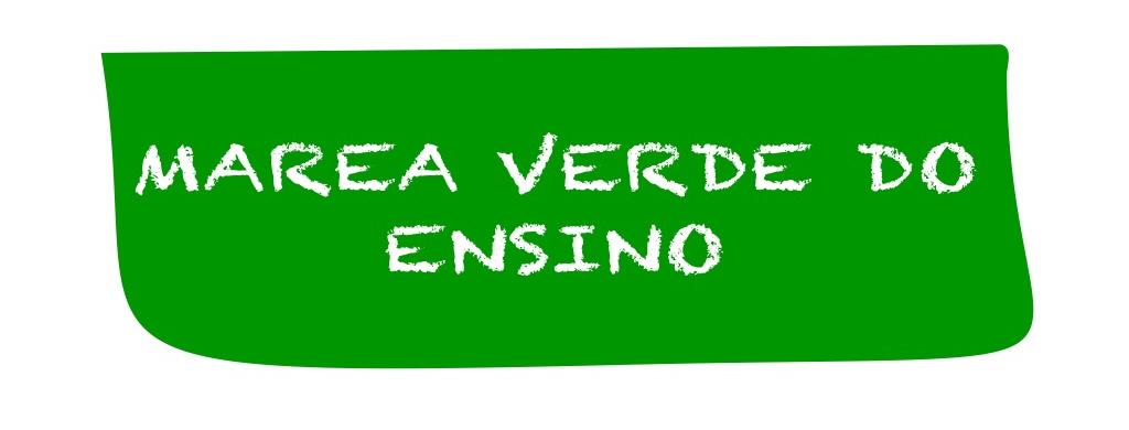 Marea Verde do Ensino