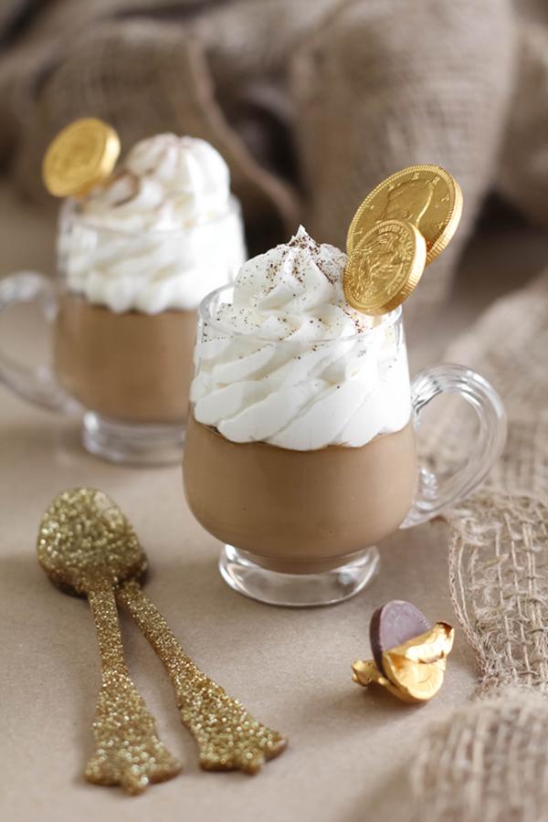 Irish Coffee Pudding | Sprinkle Bakes