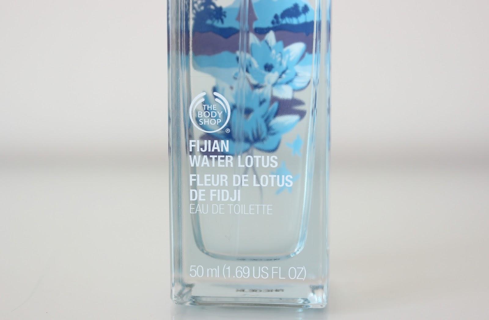 A picture of The Body Shop Fijian Water Lotus Eau de Toilette