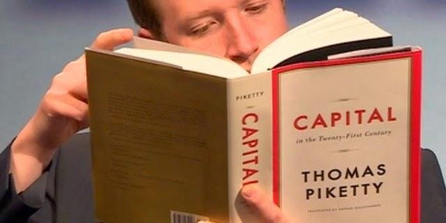 Томас Пикетти «Капитал в двадцать первом веке»,