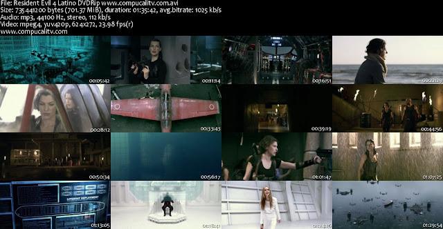 Resident Evil 4 ULTRATUMBA 2010 DVDRip Español Latino