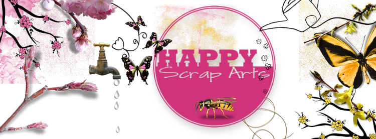 Happy Scrap Arts-Freebies