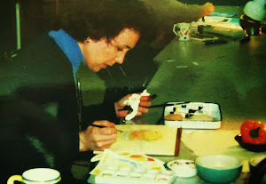 Watercolor Demo June 30, 12 &2 and Workshop July 14th 11:30am-4:30pm Student Watercolor