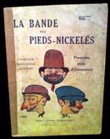 1er album Pieds Nickelés