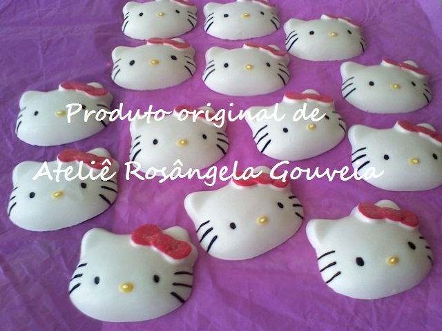 Hello Kitty - Rostinho