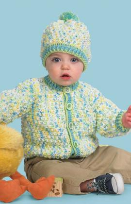 Miss Julias Patterns: Free Patterns - 35 Baby Sweaters to ...