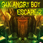 Games4King Angry Boy Escape 2 Walkthrough
