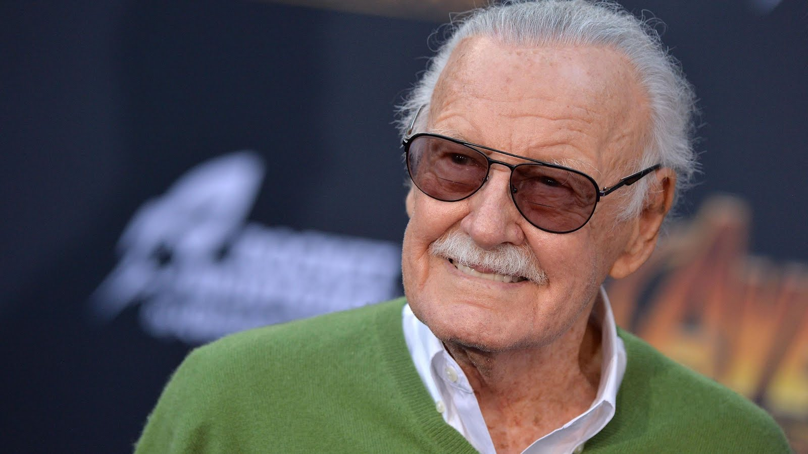 STAN LEE THE MARVEL: DEAD AT 95