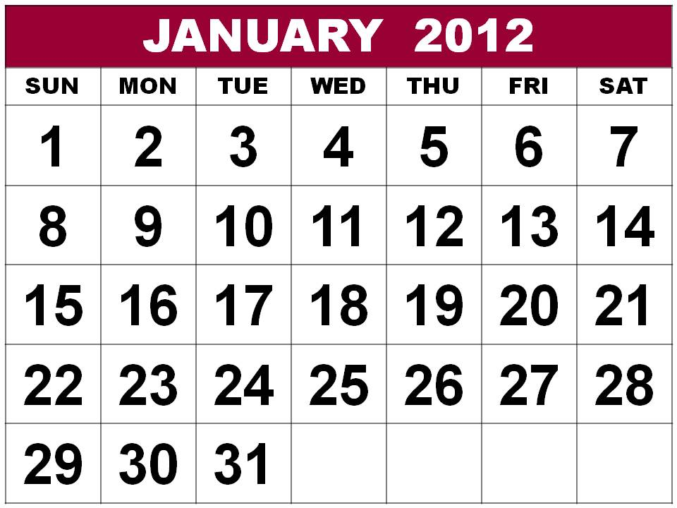 yearly calendar 2012 printable. 2012+calendar+year