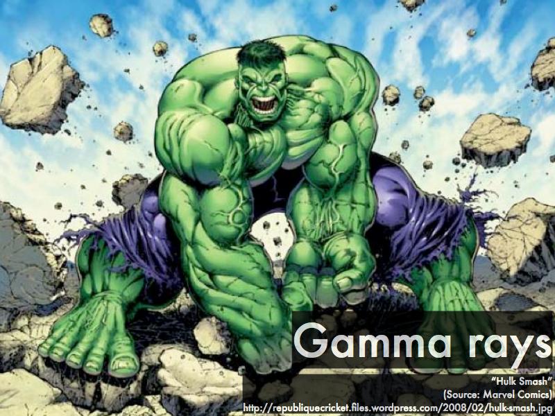 gamma radiation symbol hulk - photo #13