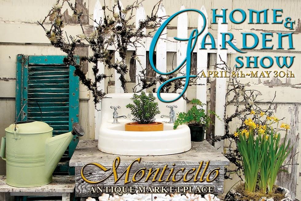 Hillhouse Monticello Home Garden Show Was Amazing