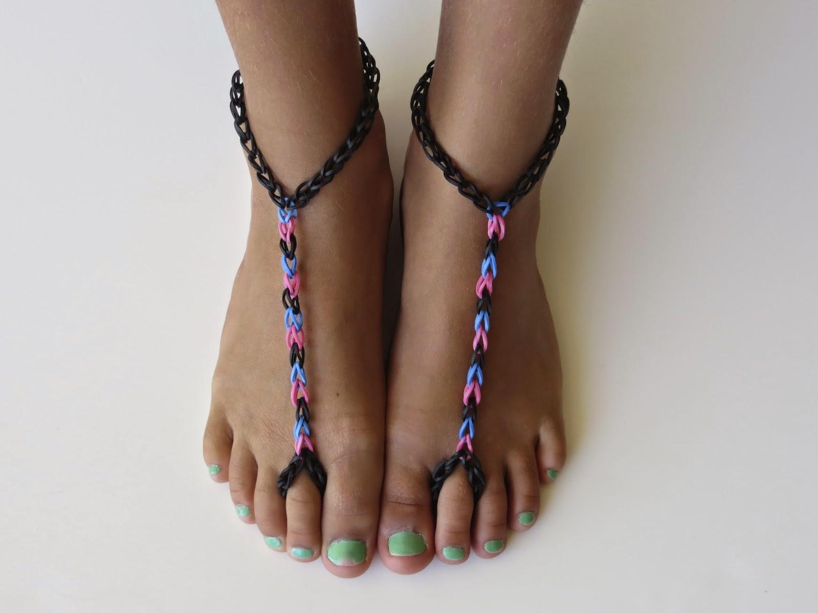 Как сделать туфли для Барби 47