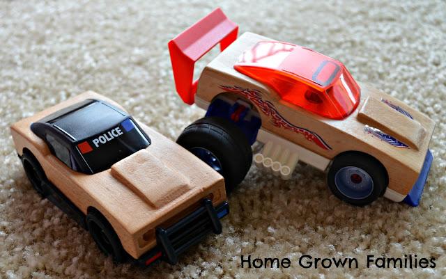 wooden cars, motorworks