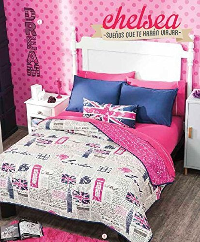 Total Fab: London Themed Bedding & Room Decor