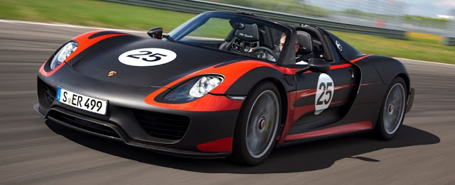 Porsche 918 Spyder: Introducing the Fastest Porsche Ever