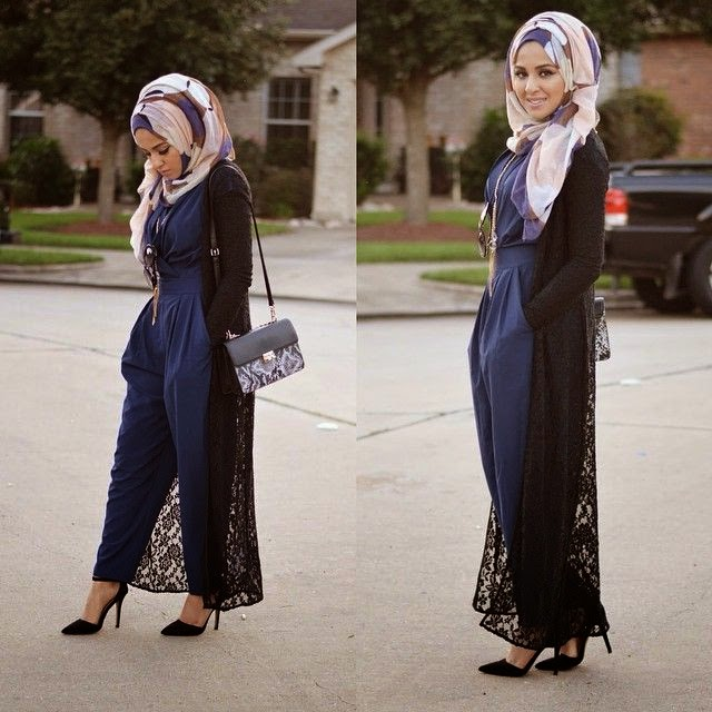 Hijab Style Jumpsuits Pallazos The 90 39 S