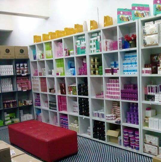 Raudhah Shop Workstation