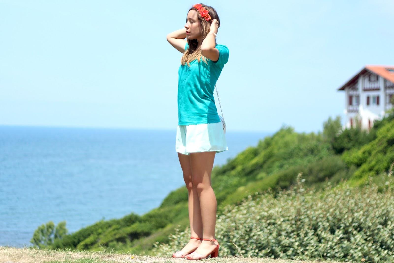 tenue d'été côte basque 64