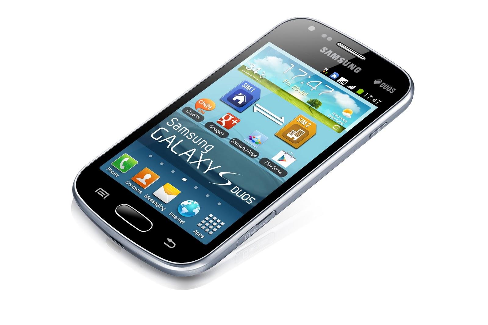 Samsung galaxy s duos s7562 full phone specifications - Samsung Galaxy S Duos Gt 7562 Full Specifications