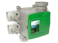 Dynamisch Ventilatie Systeem Orcon DVS met automatisch inregelsysteem