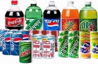 gambar minuman bersoda