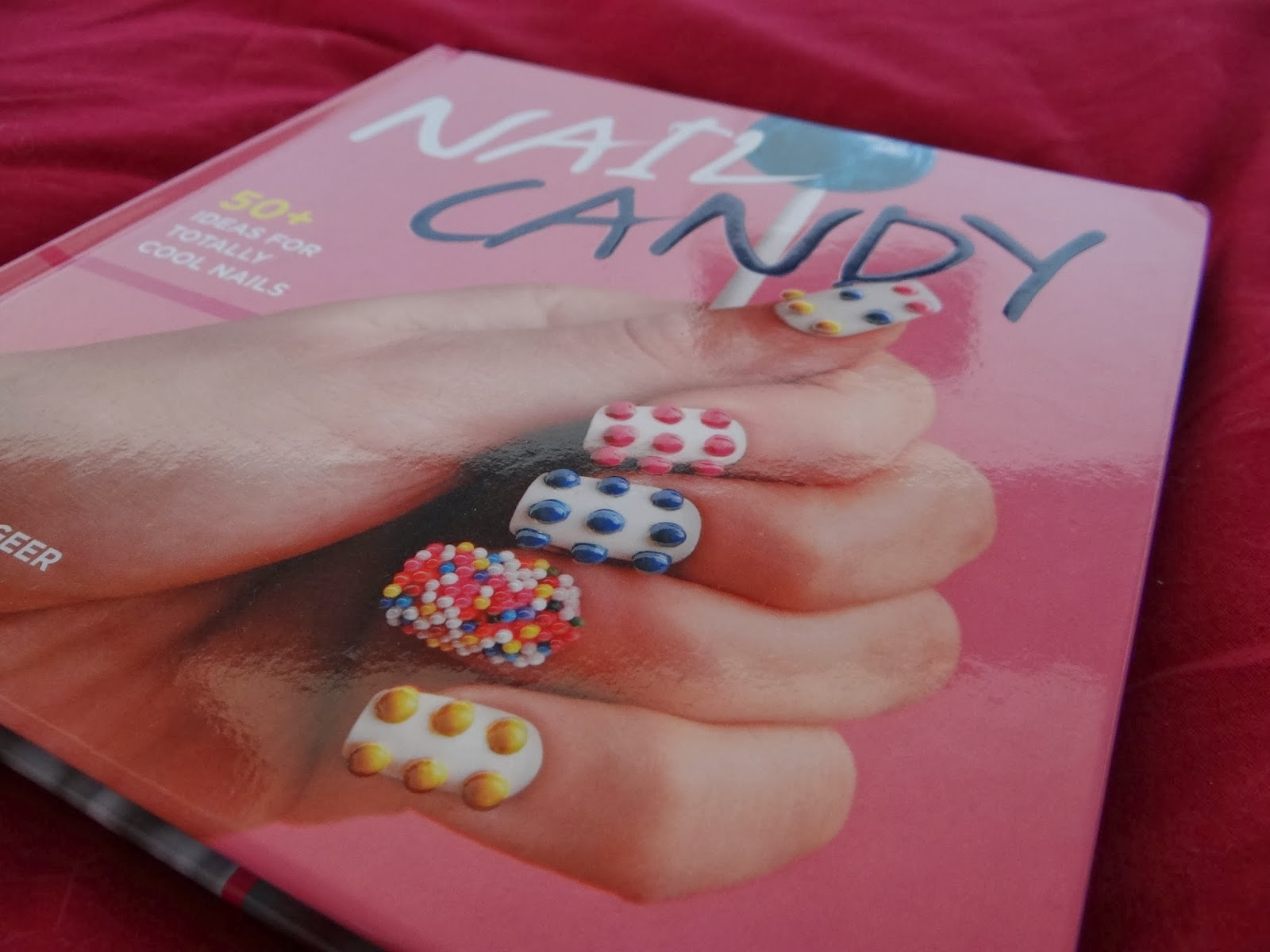candy book review