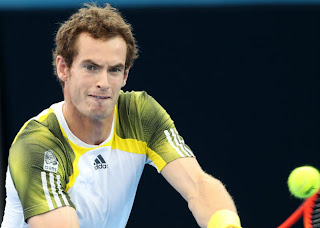 Andy Murray Profile, Biography And Nice New Images 2013