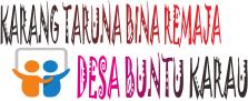 Karang Taruna Bina Remaja<br> Desa Buntu Karau