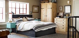 bedroom bed nav