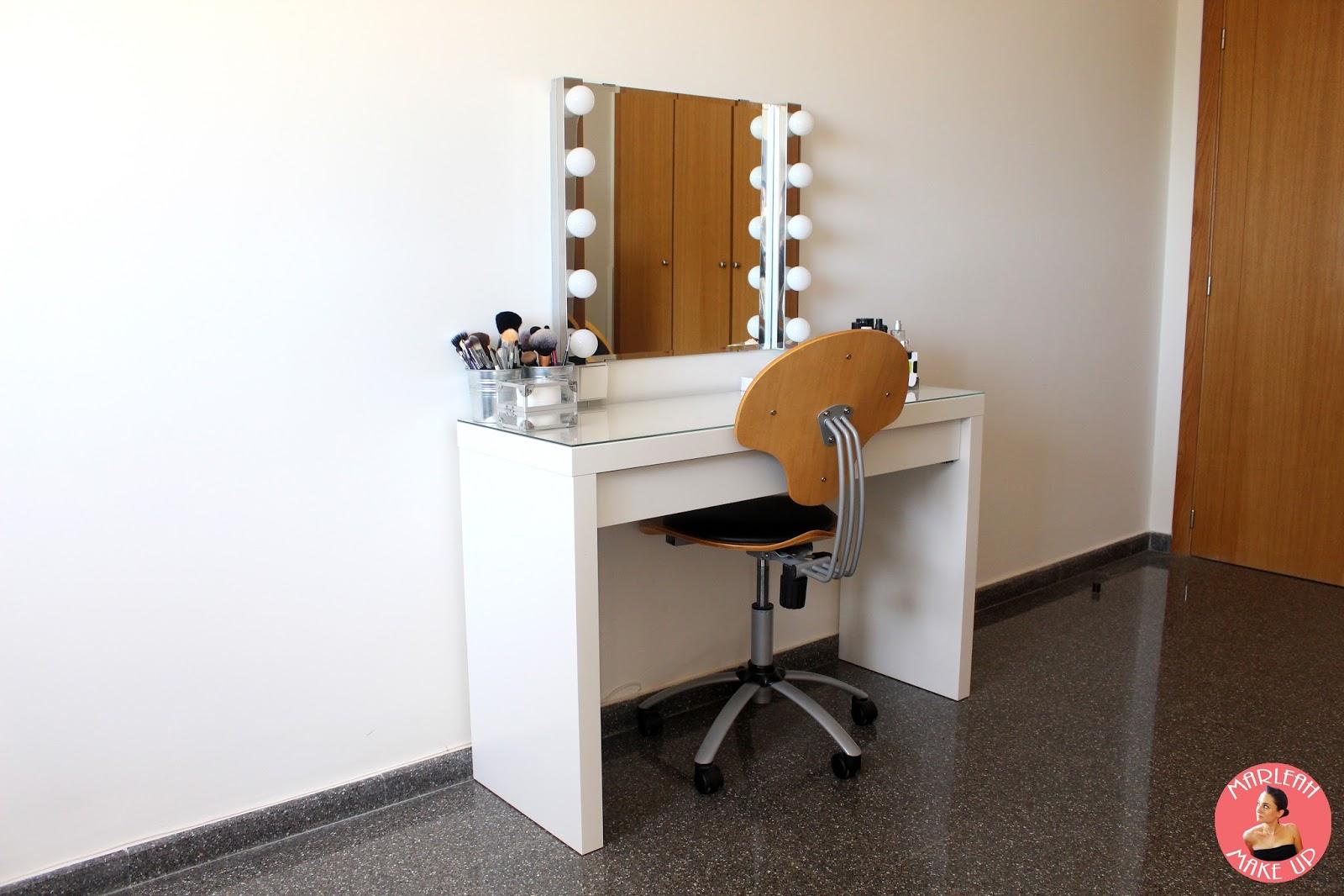 espejo de maquillaje ikea