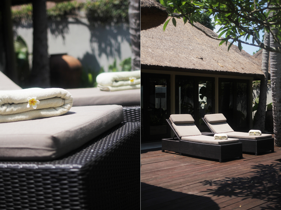pool kayumanis private villa