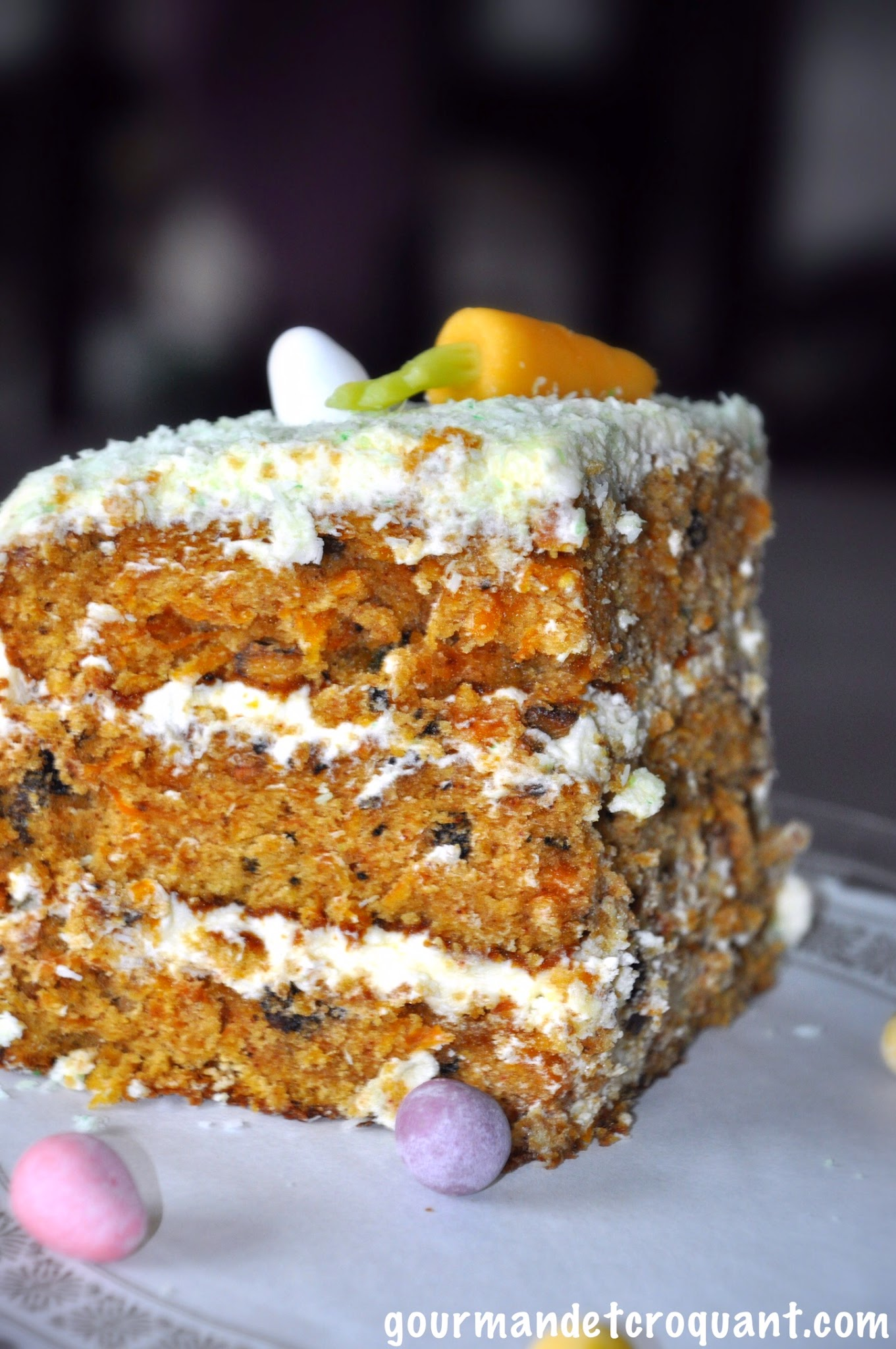 carrot-layer-cake-pâques-glacage-fromage-citron