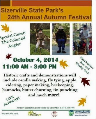 10-4 24th Annual Autumn Festival
