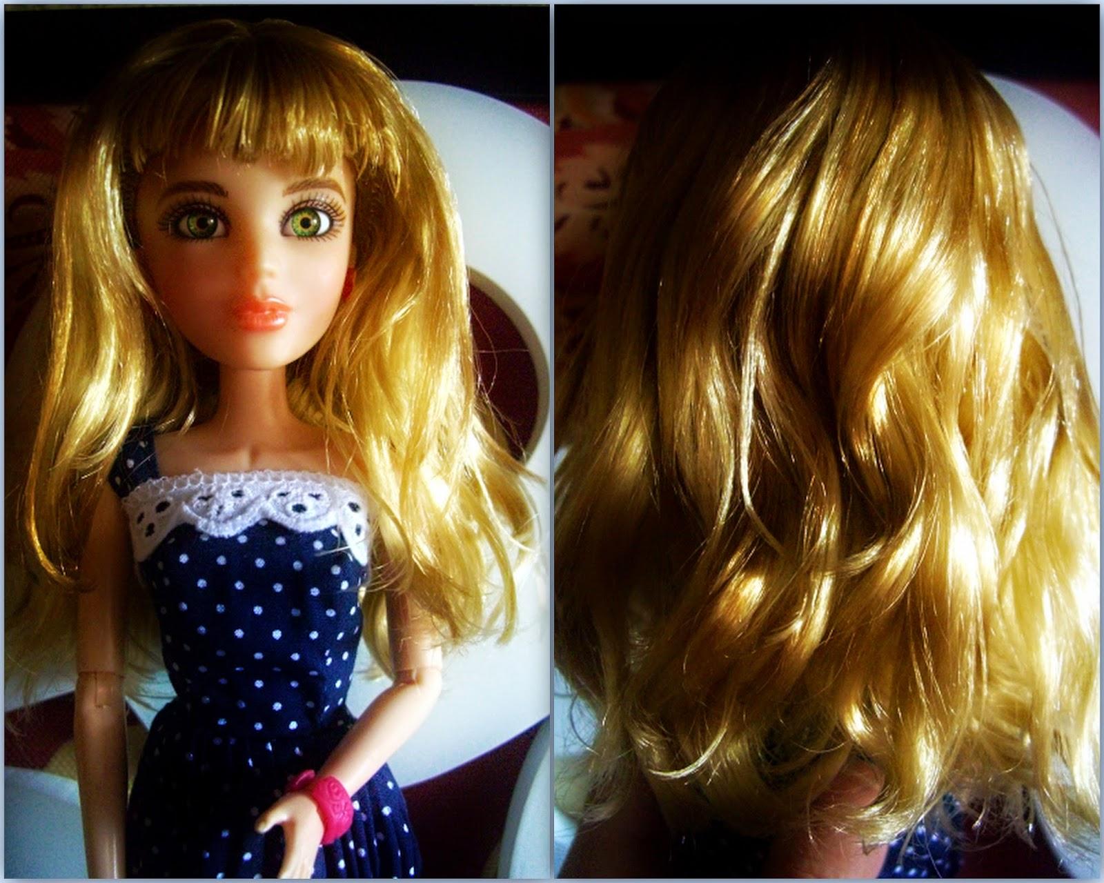 Cómo cuidar y alisar el pelo de las muñecas