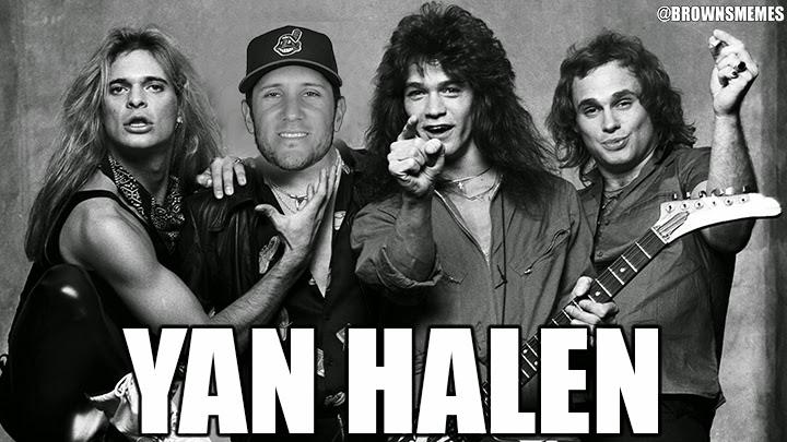 Cleveland Indians Memes Yan Gomes