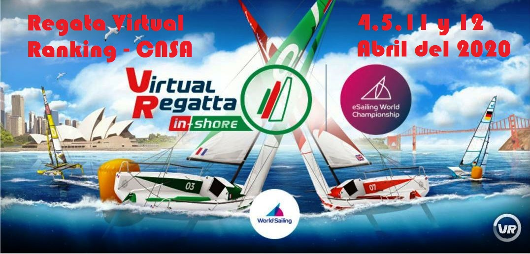 Regata Virtual CNSA