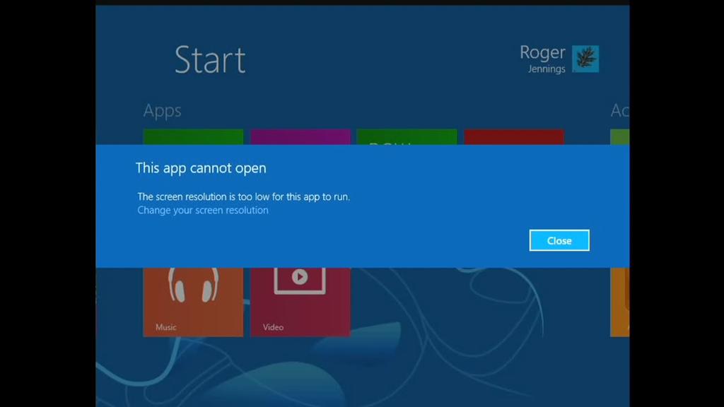 Solusi Mengatasi Windows 8.1 Tidak Bisa Membuka Aplikasi