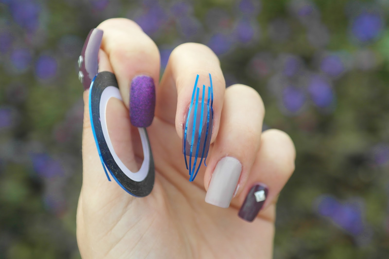 nail art tape