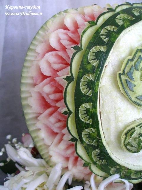 фруктовые блюда на заказ южно-сахалинск