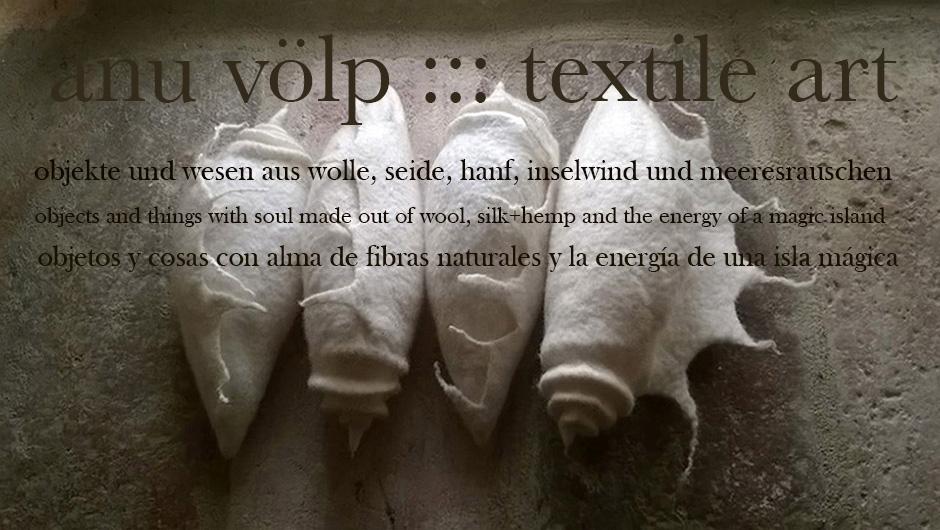 anu völp ::: textile art
